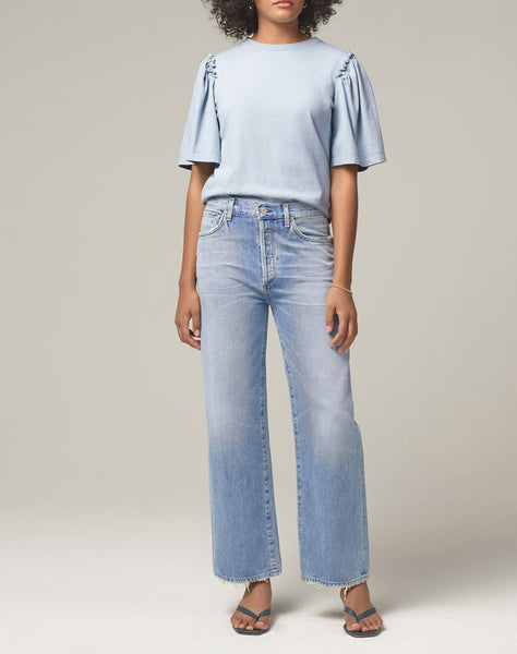 Joanna Relaxed Vintage Straight Fit In Rewind