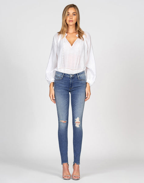 Jude Mid Rise Skinny - Perfect 10