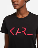 KARL LEGEND LOGO T-SHIRT