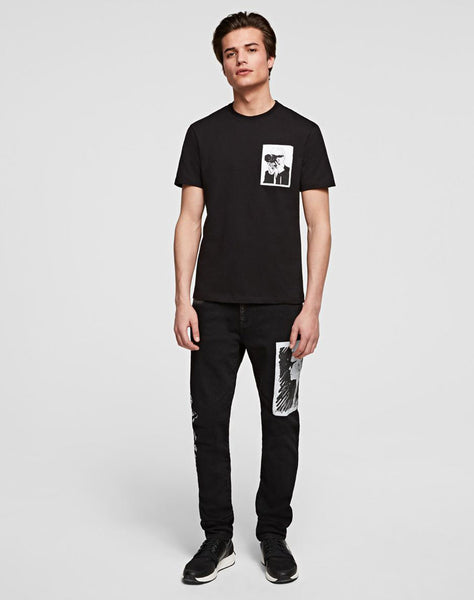 KARL LEGEND POCKET TEE