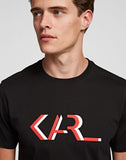 Karl Legend Print T-Shirt