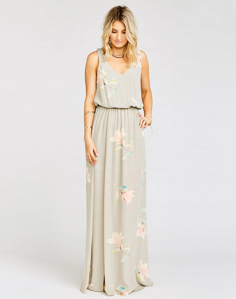 Kendall Maxi Dress ~ Lily Showers
