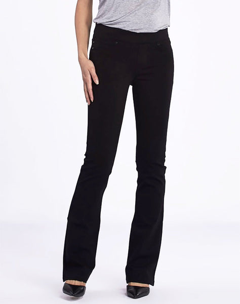 Kimberly Pull-on Bootcut In Black