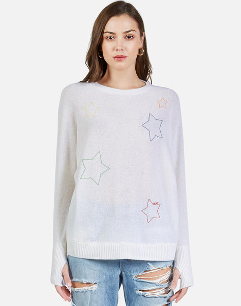 Ladona Color Star Embroidery