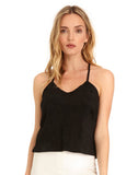 Leather Nights Cami