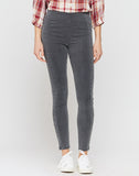 Libby Grey Stone High-Rise Legging