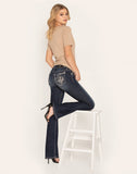 Life In Motion Bootcut Jeans