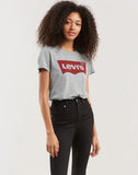 Levi's® Logo Perfect Tee Shirt Smokestack - Grey