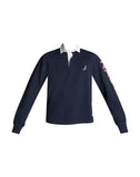 LONG SLEEVE ARM LOGO RUGBY