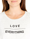 LOVE OVER EVERYTHING - The Dave