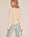 Madeline Wrap Sweater