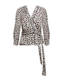 Marguerite Mini Leopard Top
