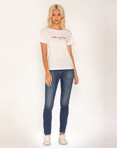Miss Me Jeans Graphic Tee
