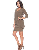 MS391 - Versatile Tunic Dress S