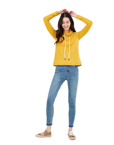 Nadia Ribbed Sweatshirt