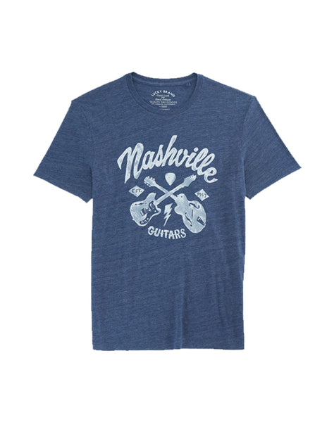 Nashville Guitars Tee