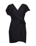NATE WRAP DRESS