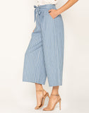 Next Vacay Striped Pants