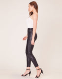 Nice Stems Vegan Leather Legging