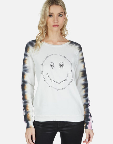 Noleta Skull Eye Happyface
