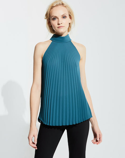 Nora Pleated Top