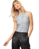 NOVA MINI SEQUIN TOP