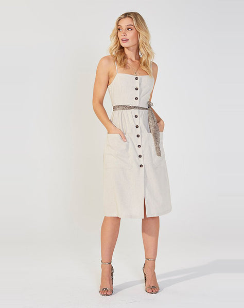 Other Side Midi Dress