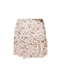 Paisley Mini Skirt