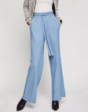 Paperbag Waist Cotton Pant
