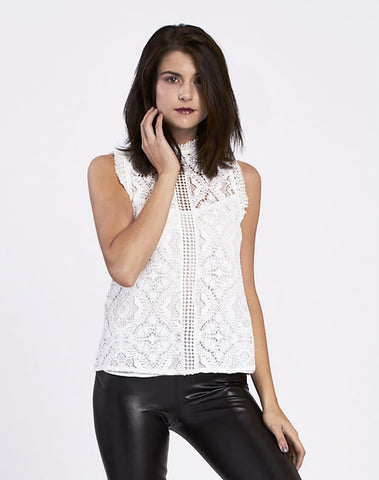 Patti Lace Blouse