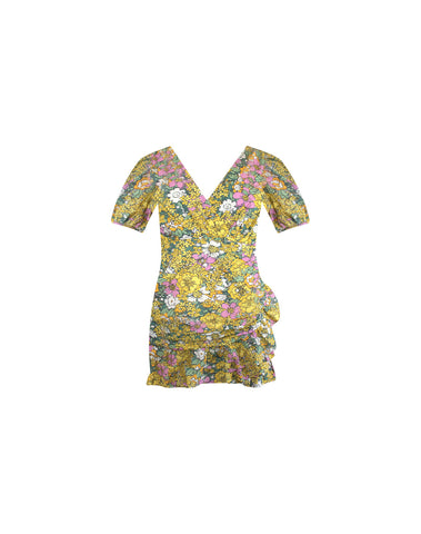 Petra Floral Mini Dress