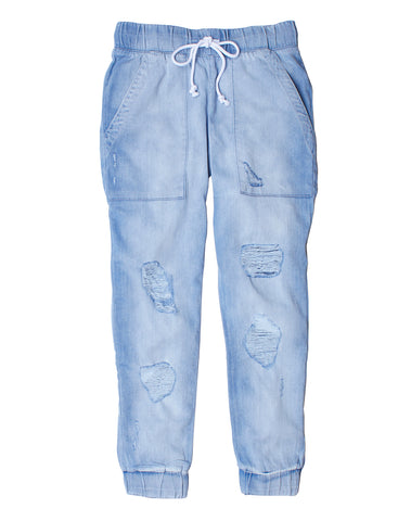 Pocket Joggers In Paradise Wash