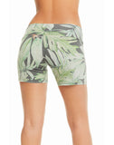 Quadrablend Overlap Waistband Active Shorts