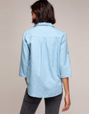 RAELYNN DENIM SHIRT