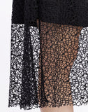 Rapture Web Flared Skirt