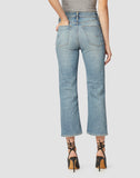 Remi High-Rise Straight Crop Jean