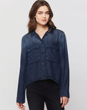 Rollin Joella Button Down Shirt