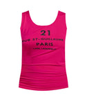Rue St-Guillaume Tank Top