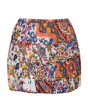 Ruhi Tiered Mini Skirt