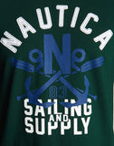 SAILING AND SUPPLY GRAPHIC TEE
