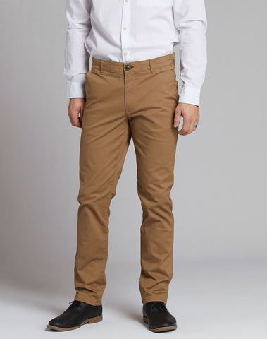 Straight Paris Chino Pants