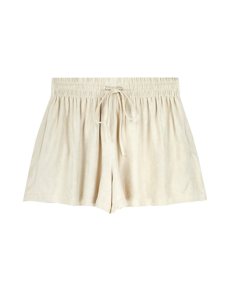 Suede Short Stone