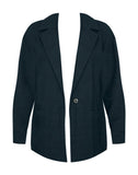 Suit Yourself Blazer Black