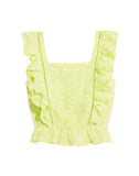 Summer Ruffles Top