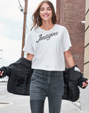Sundry Imagine Boxy Tee
