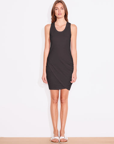 Sundry Sleeveless Tulip Hem Dress