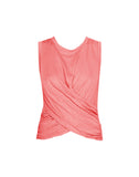Sundry Sleeveless Twist Tank