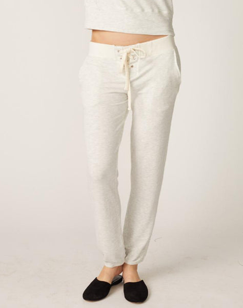 Supersoft Lace Up Sweats