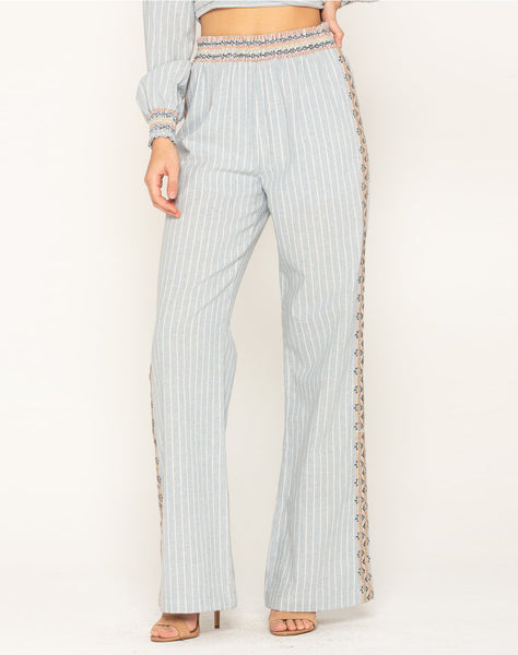 TAKE ME OUT PALAZZO PANTS