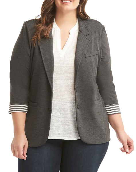 Tallie Plus Blazer - FINAL SALE